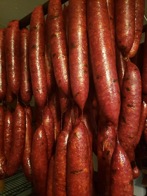Kielbasa Sausage (Leek)