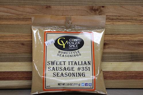 Sweet Italian Sausage #351 Seasoning Blend