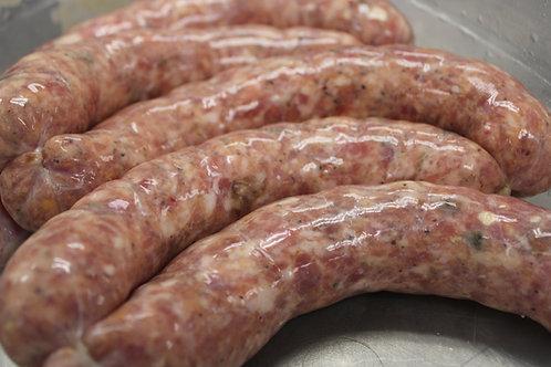Kick Ass Sausage