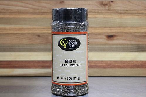 Medium Ground Black Pepper