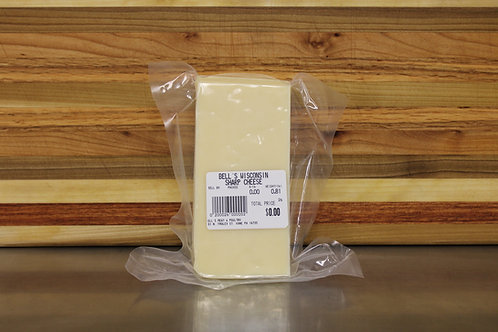 Wisconsin Sharp Cheddar