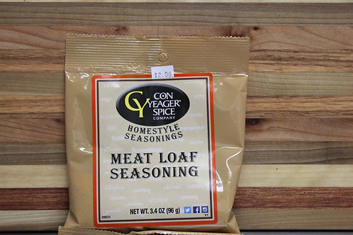 Meat Loaf Seasoning Blend