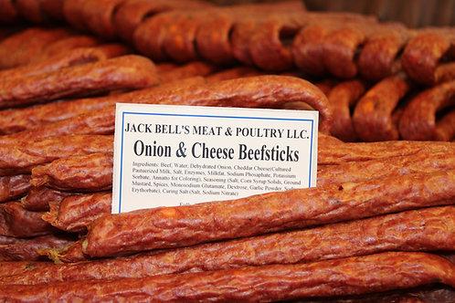 Onion & Cheese Beef Stick