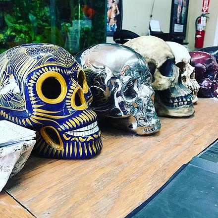 #skulls #dayofthedead #diadelosmuertos #