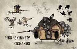 """Rick """"Skinner"""" Richards"""