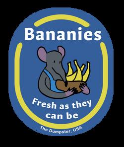 Rat Sticker