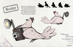 Bump Character Sheet