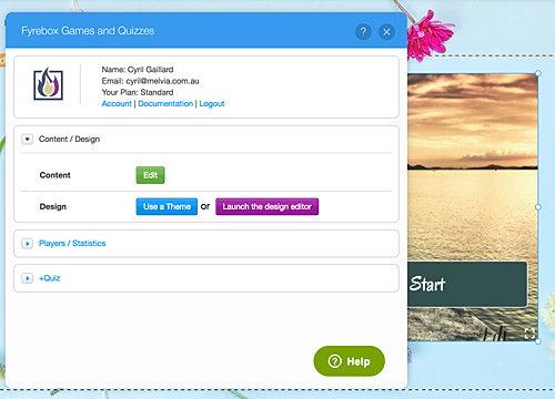 Fyrebox Quizzes Overview | WIX App Market | Wix com