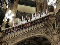 Noël à l'opéra de Paris avec l'école de danse