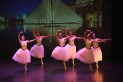 Les danseuses de Degas