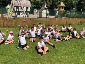 Some more from year 3's super sports day!