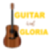 guitar with gloria