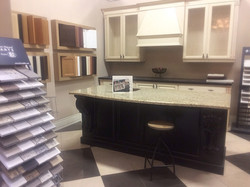 Profile Cabinetry Showroom