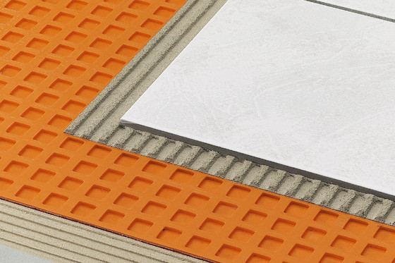 Why should I install a MEMBRANE before my TILE?