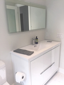 Custom Residential Washroom Builds
