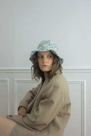 [Born to be loved] bjork hat_lavender
