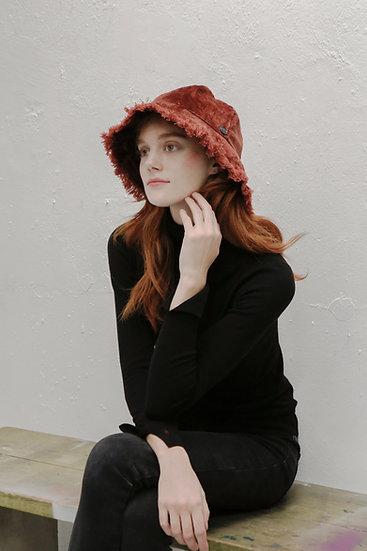 Wool Bucket Hat brown