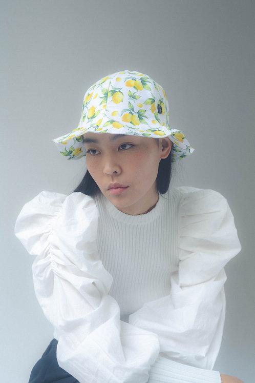 [Born to be loved] bjork hat_lemon