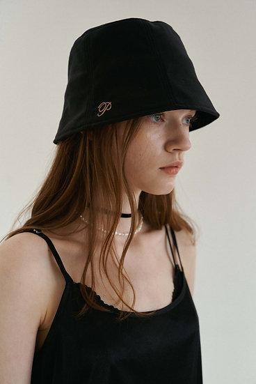 'Lumière' CALLI HAT_black