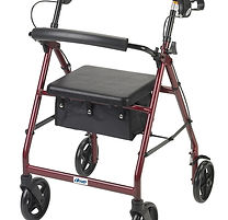 Value large wheel Rollator