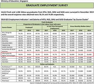 IT graduates top salary survey in Singapore