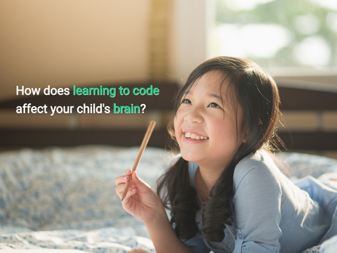 How does learning to code affect your child's brain?