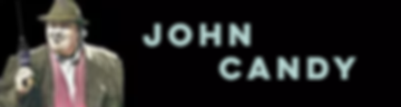 John Candy's story