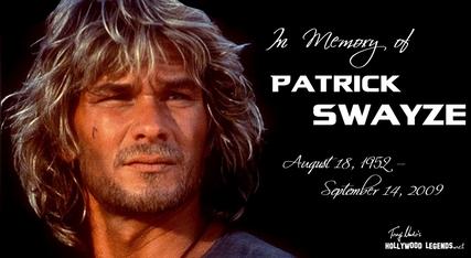 Patrick Swayze   In Memorial