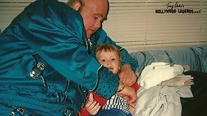 John & his son