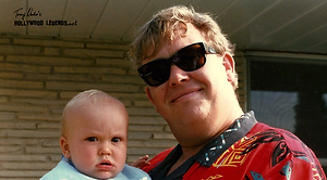 John & Chris Candy | his son