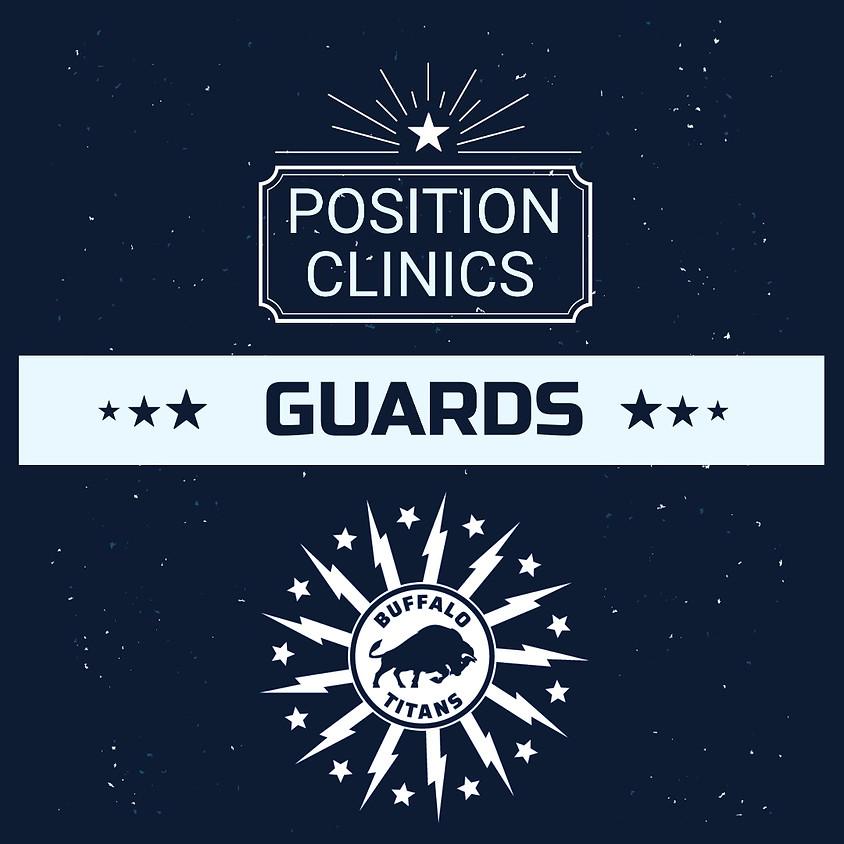 Boys Position Clinic - Guards
