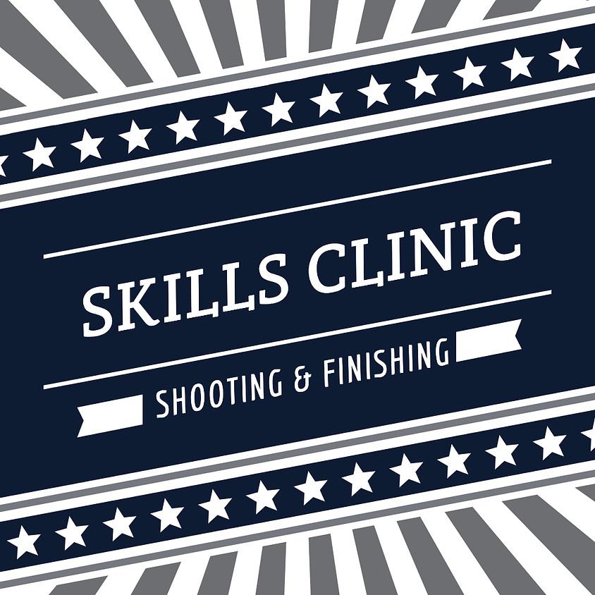 Boys Skills Clinic - Shooting & Finishing