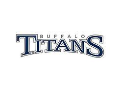 Titans text logo