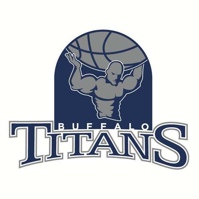 Game or Scrimmage vs. Buffalo Titans