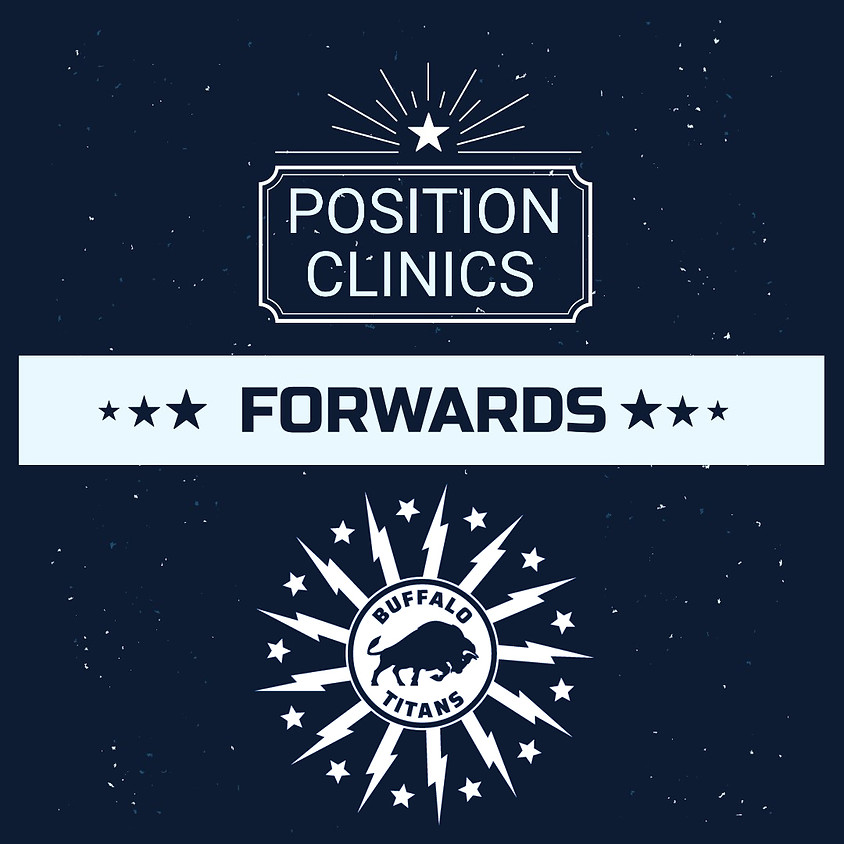 Boys Position Clinic - Forwards