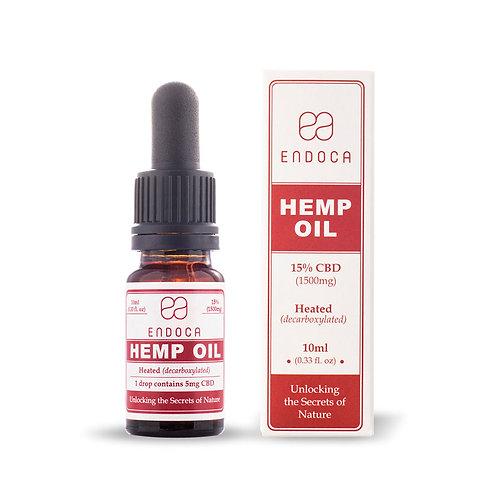 Endoca – Hemp Oil Drops (300mg - 1500mg CBD)