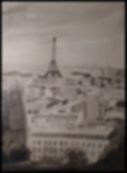 Paris Encre de chine