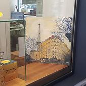Domaine de l'optique Exposition Fabrice Finet