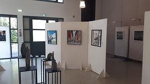 Exposition ART SI à l'AGORA deMeylan
