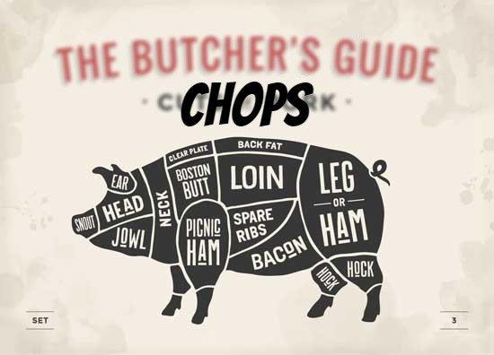 Pork Shoulder Chops