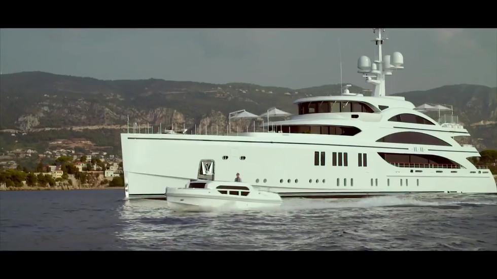 11 11  (Eleven Eleven) Yacht Benetti.mp4