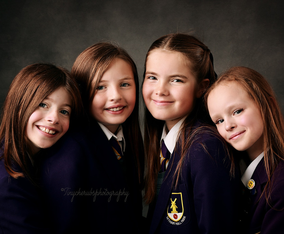 Friends School Portrait
