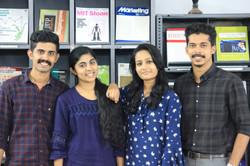 Library Shelf group
