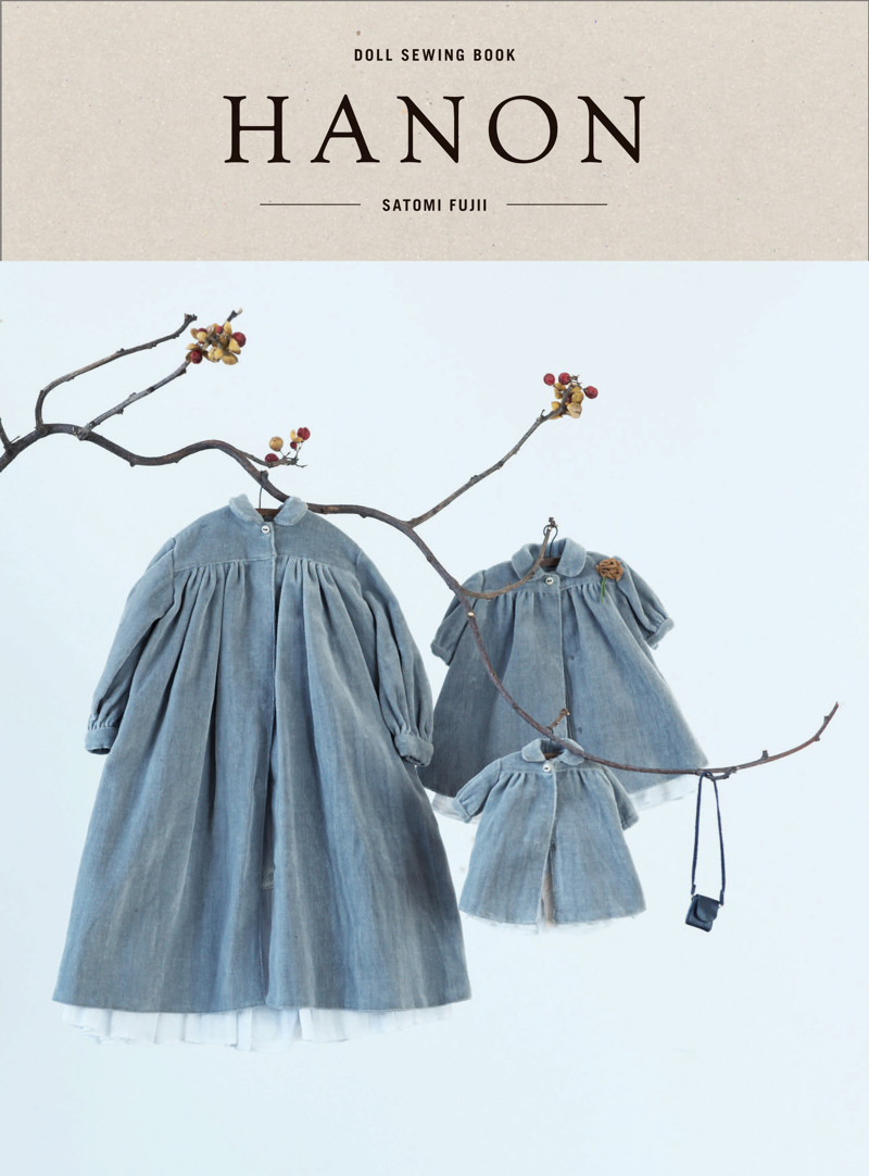 DOLL SEWING BOOK - HANON -