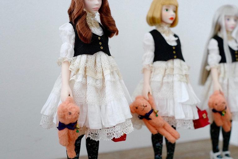 Hanon Fantine dress