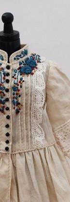 刺繍ワンピースキット