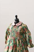 Hanon Plant Dyed Garden Dress