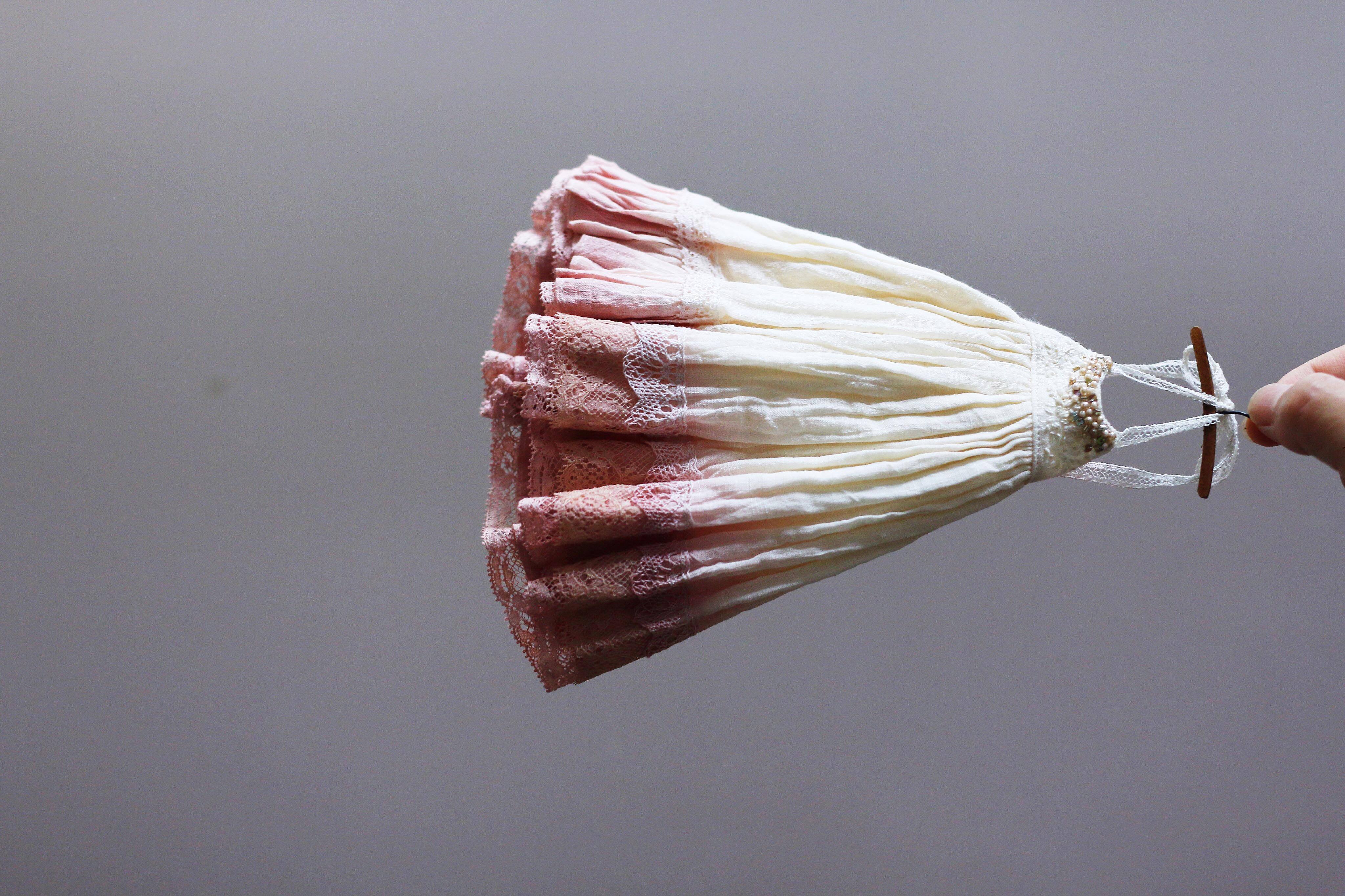 ブライスサイズ 草木染めビジューワンピース