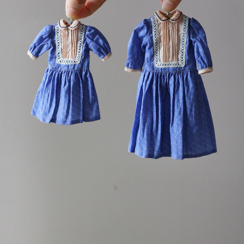 Hanon fabric 'Dear' dress / 受注販売、キット