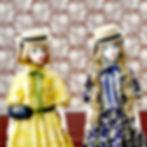 Bonheur Herbes staff dress